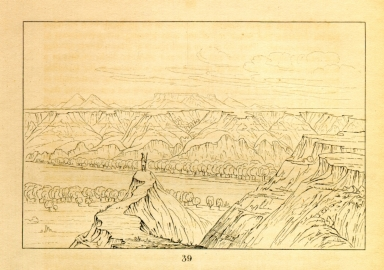 [Big Bend on the Upper Missouri, 1900 miles above St. Louis, Letters and Notes on the Manners, Customs, and Condition of the North American Indians.]
