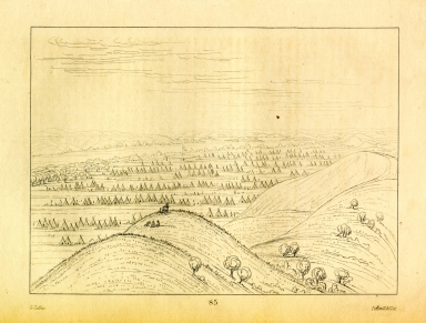 [Fort Pierre, mouth of the Teton River, 1200 miles above St. Louis, Letters and Notes on the Manners, Customs, and Condition of the North American Indians.]