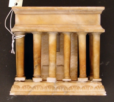 Alabaster Temple of Saturn