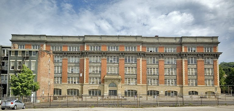 [School for Creative and Performing Arts, Old Woodward High School]