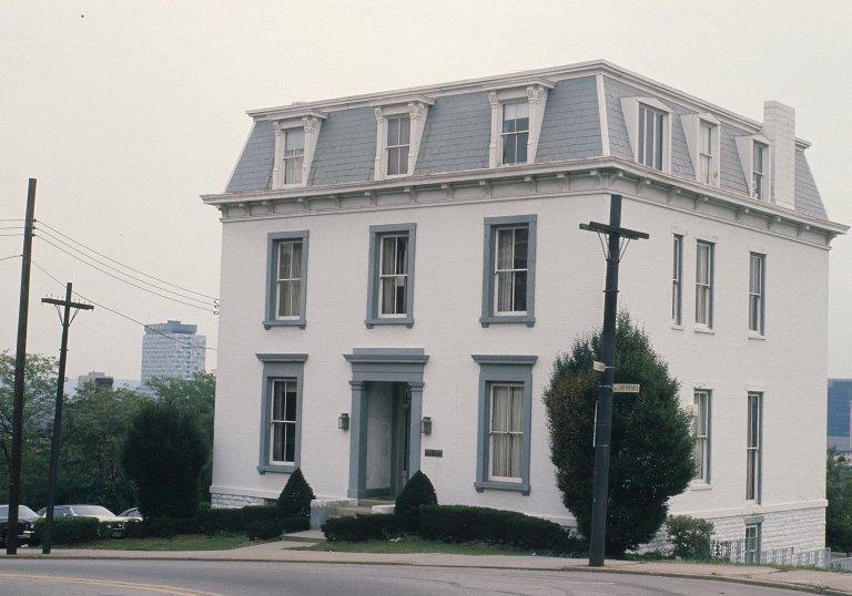George Hunt Pendleton House