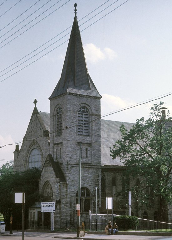 Mt. Auburn Baptist Church