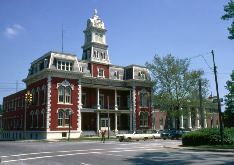 Old Medina County Courthouse