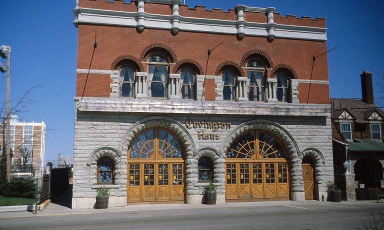 Covington Firehouse No. 1