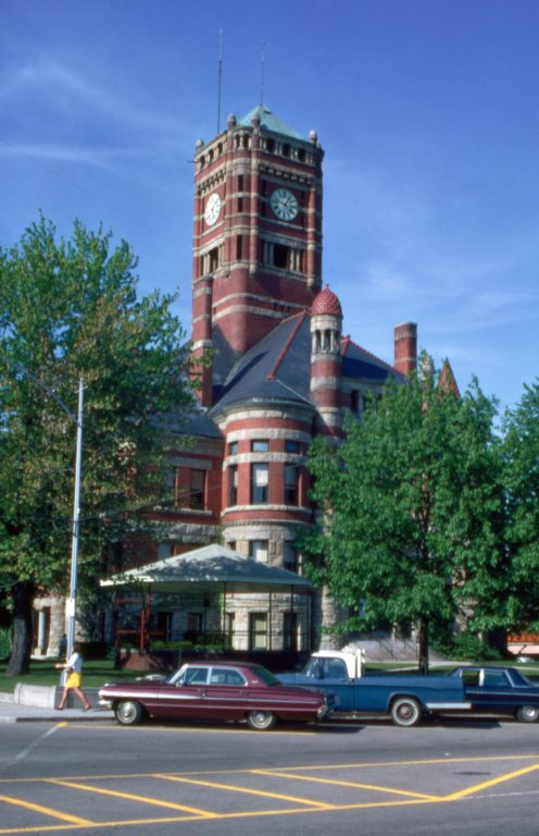 Williams County Courthouse
