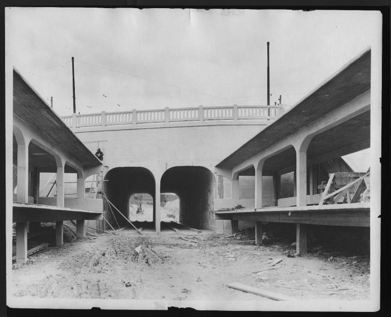 Rapid Transit Photographs -- Box 12, Folder 04 (November 21, 1923 - August 28, 1924) -- print, 1924