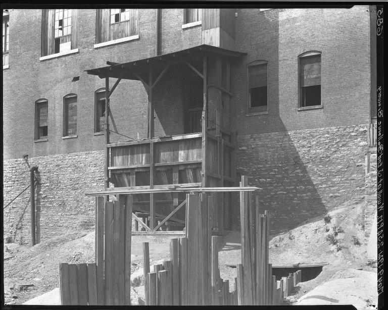 Rapid Transit Photographs -- Box 15, Folder 22 (May 9, 1921) -- negative, 1921-05-09, 2:54 P.M.