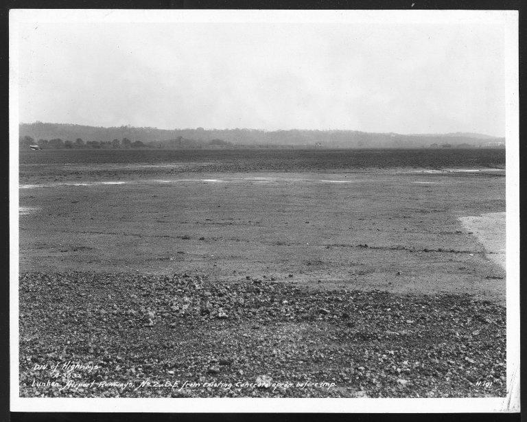 Miscellaneous Photographs -- Box 53, Folder 26 (Lunken Airport - October 4, 1929 - April 30, 1932) -- print, 1932-04-30