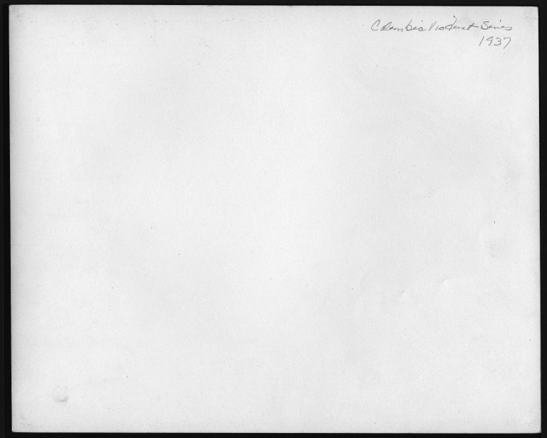 Miscellaneous Photographs -- Box 53, Folder 35 (Riverview Playground) -- print, 1936-11-30 (back of photograph)