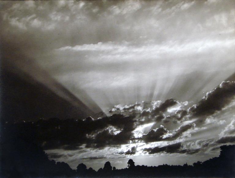 War Sunset