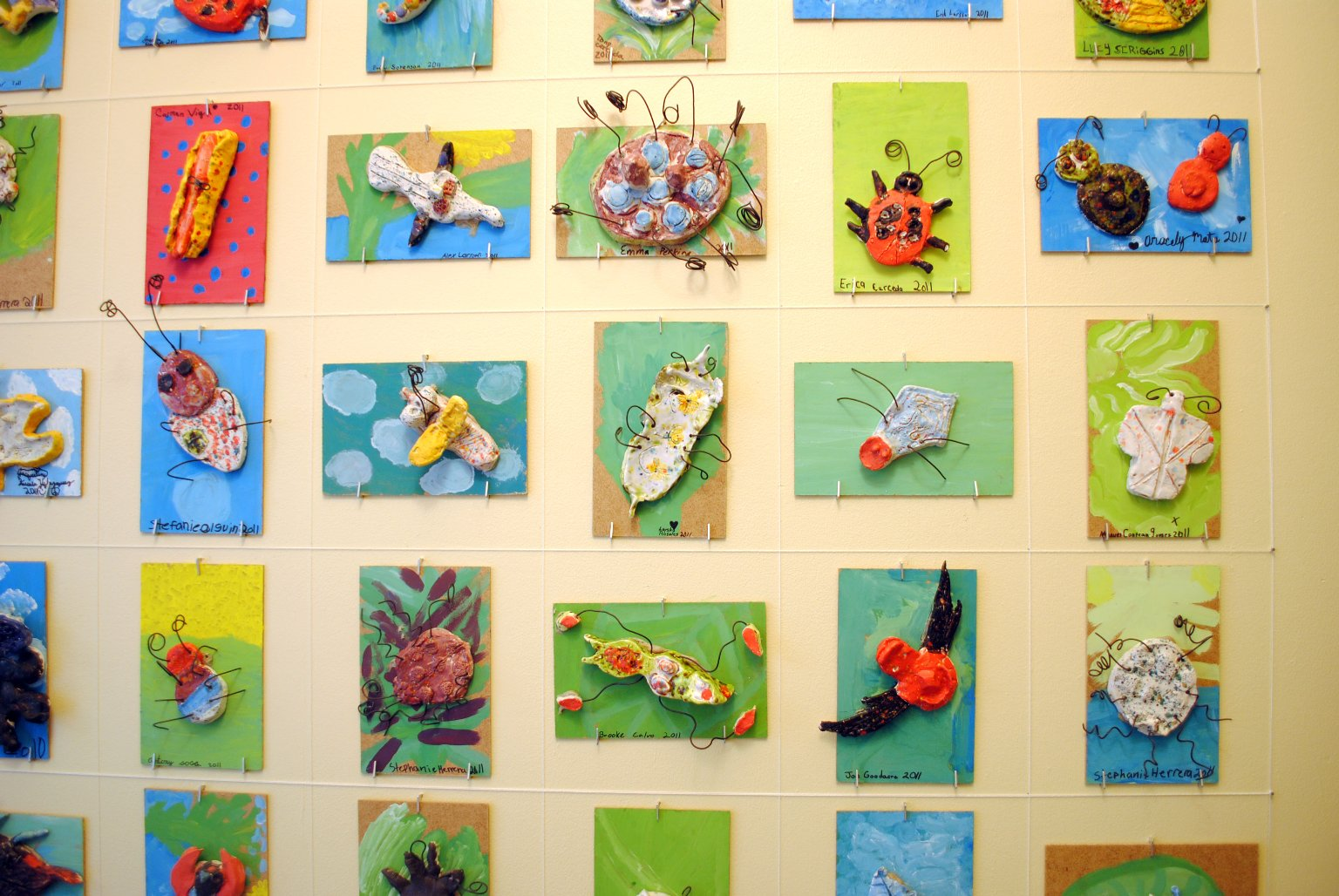 INSECTS INSPIRE