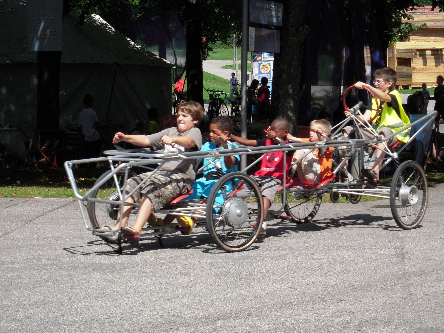 CHILDREN TRANSPORTATION