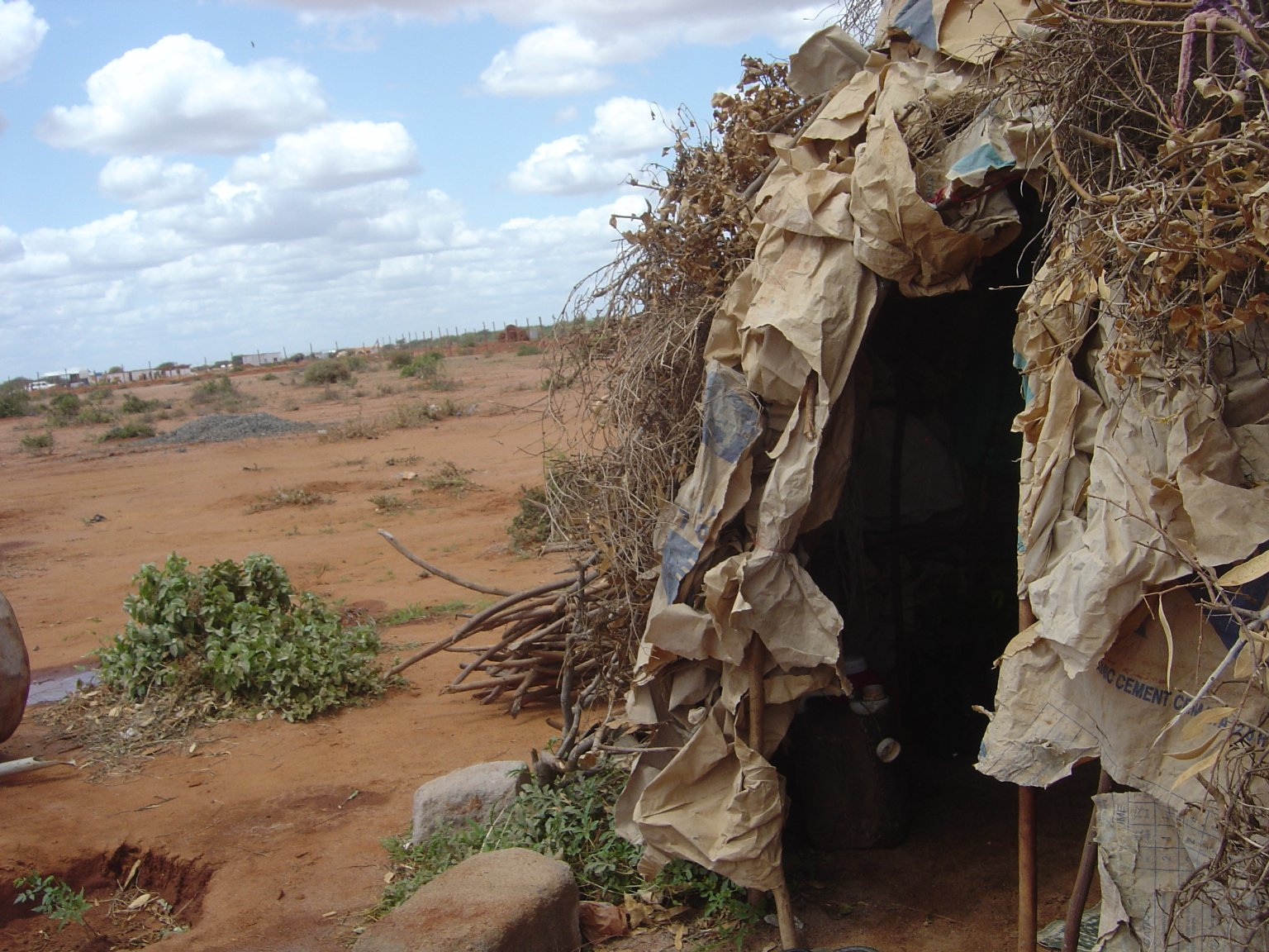 Traditional Somali House
