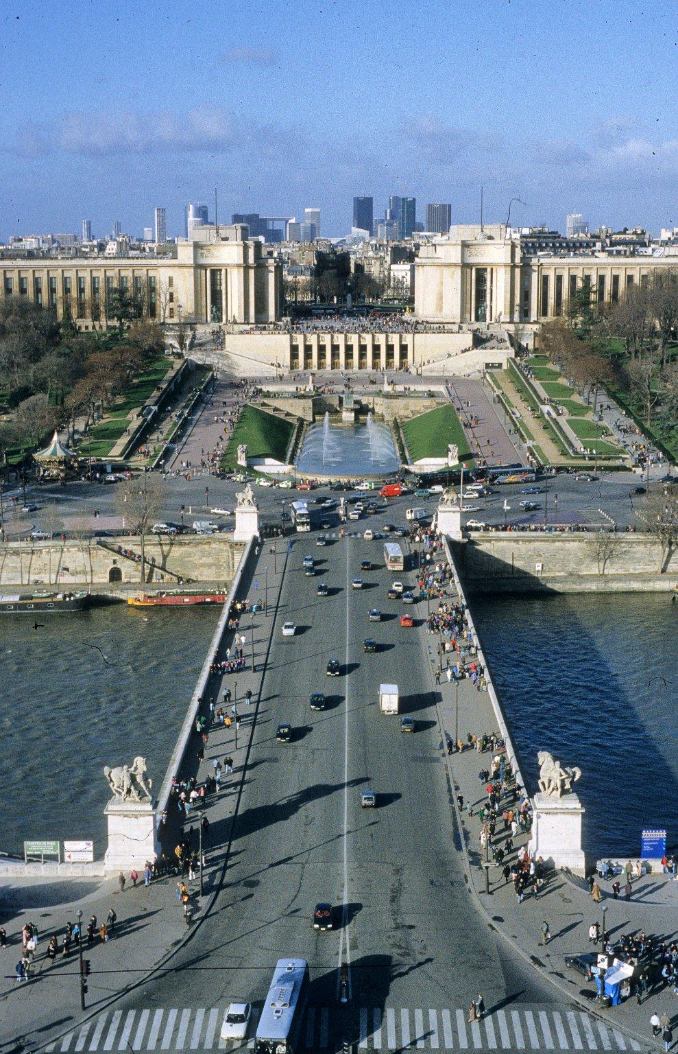 Le Quartier de Chaillot, Paris