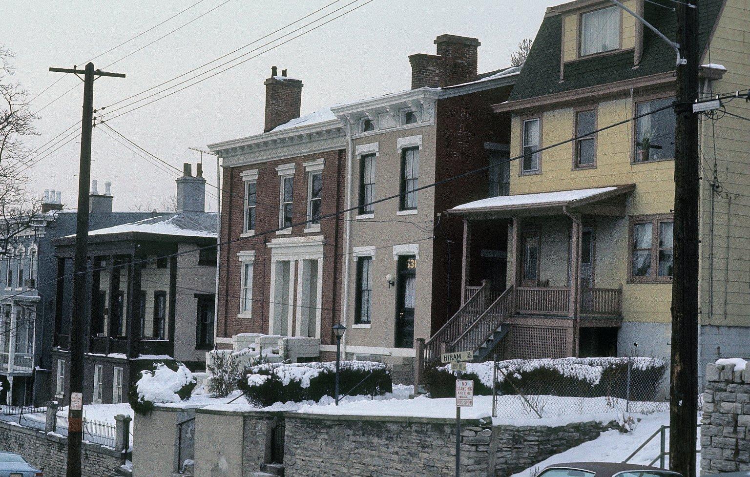 Liberty Hill Street