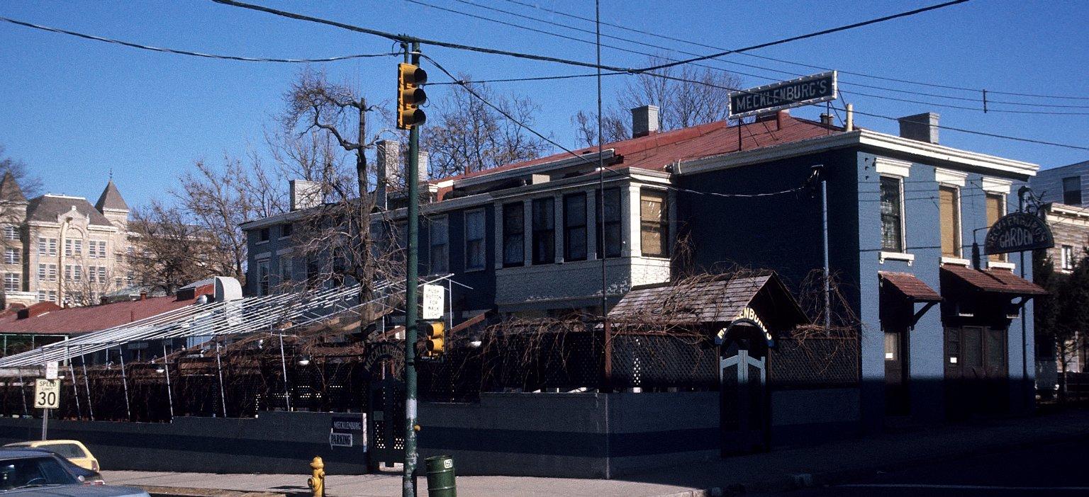 Mt. Auburn Garden Restaurant