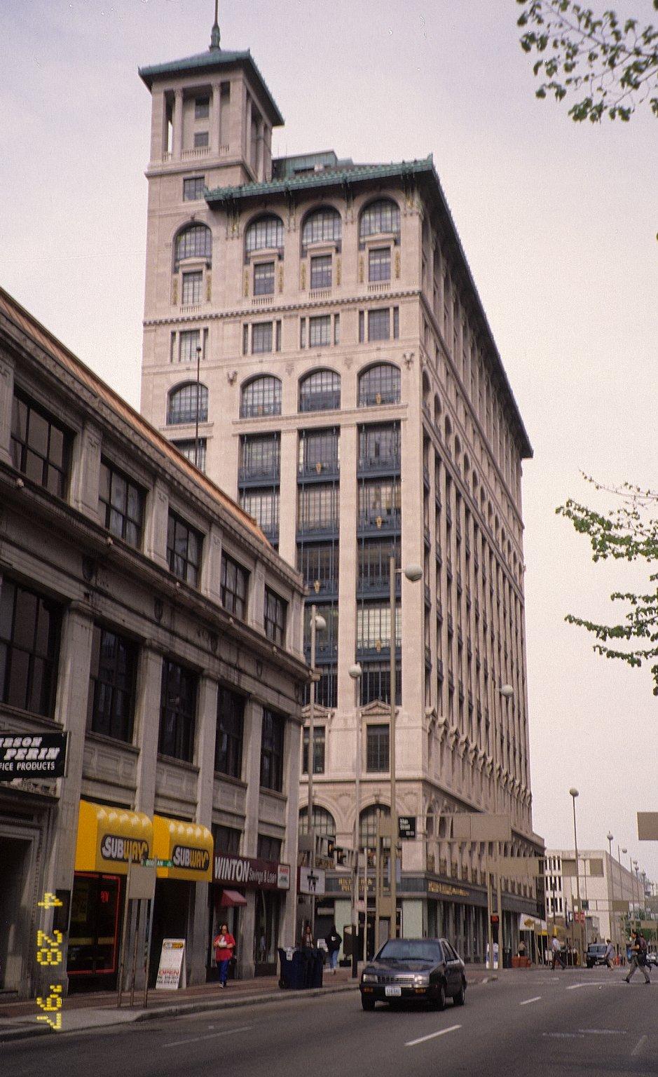 Gwynne Building