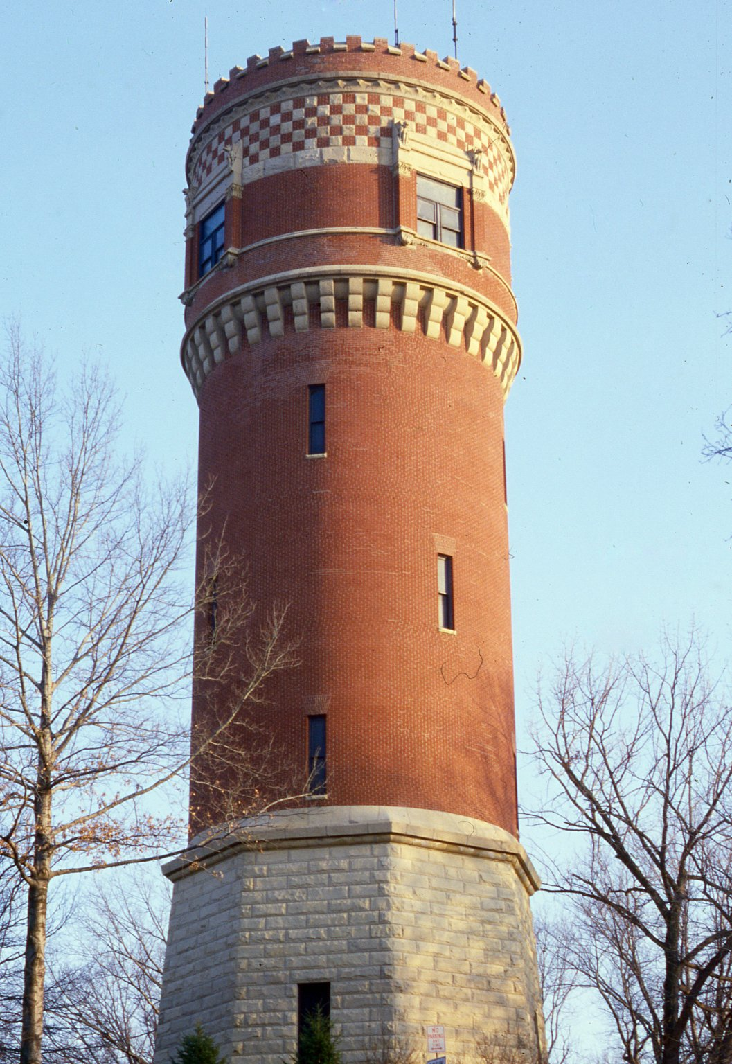 Water Tower, Eden Park