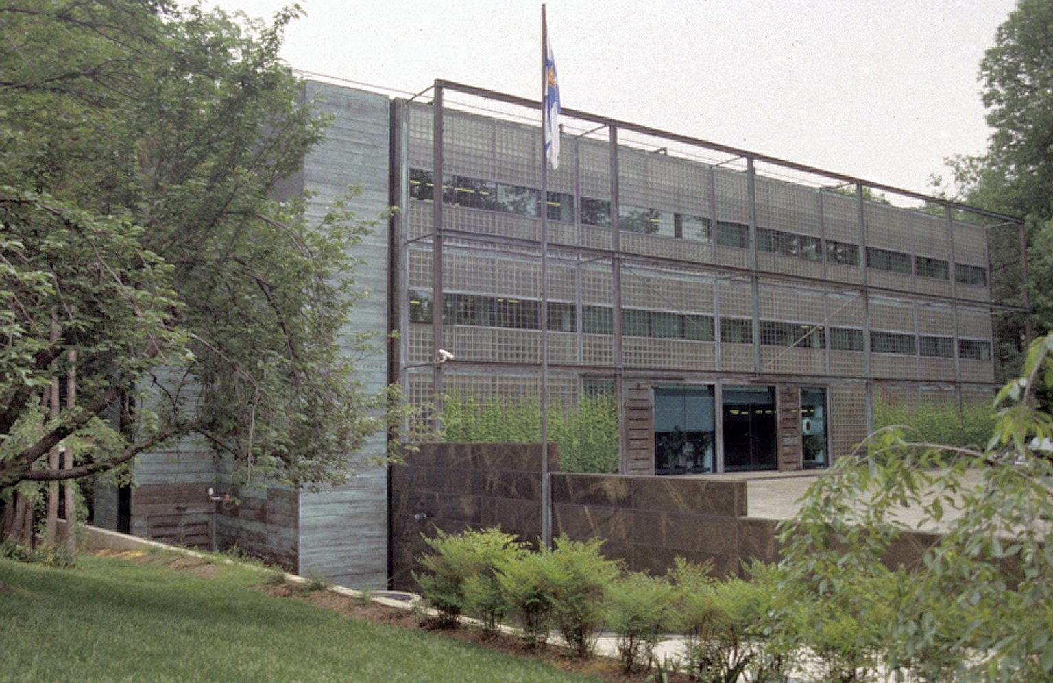 Finnish Embassy in Washington D.C.