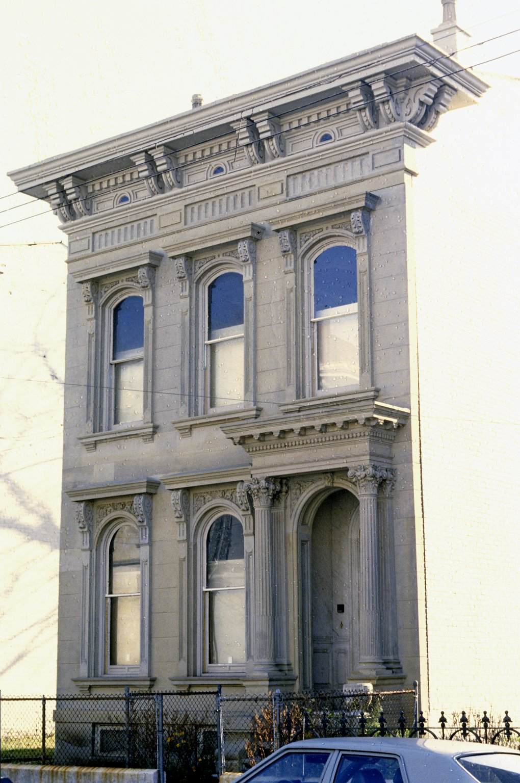 837 Dayton Street, West End, Cincinnati, Ohio