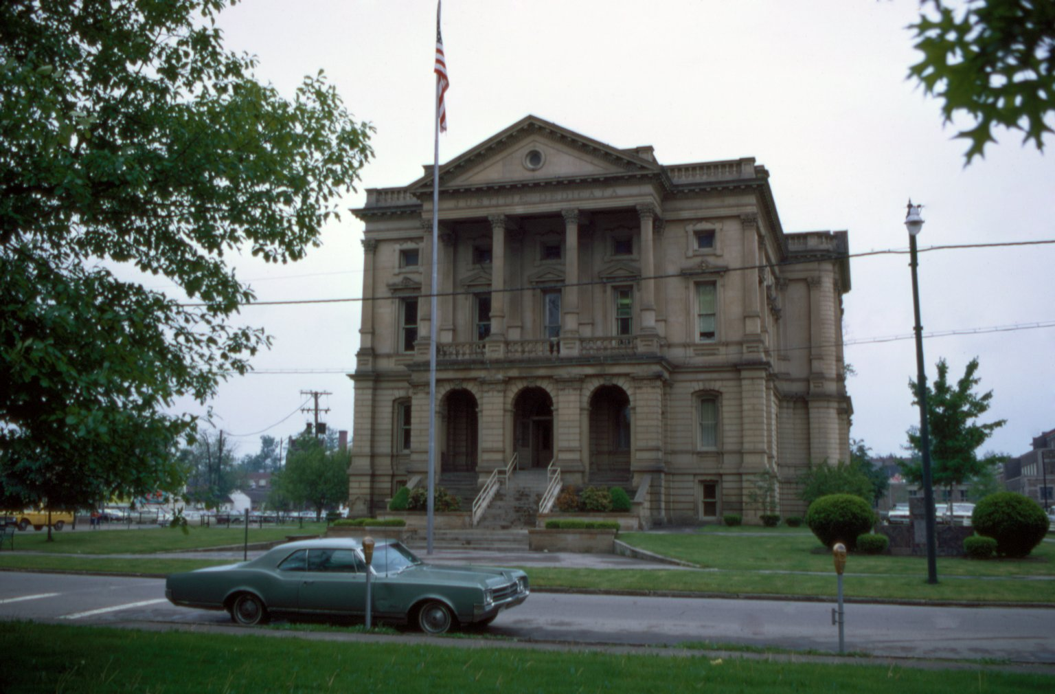 Lorain County Courthouse