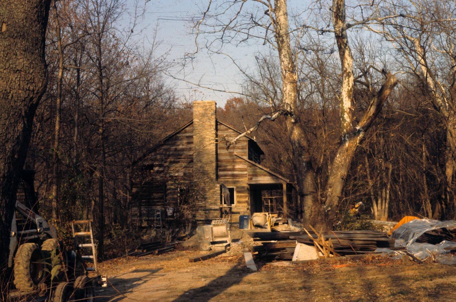 Kemper Log House