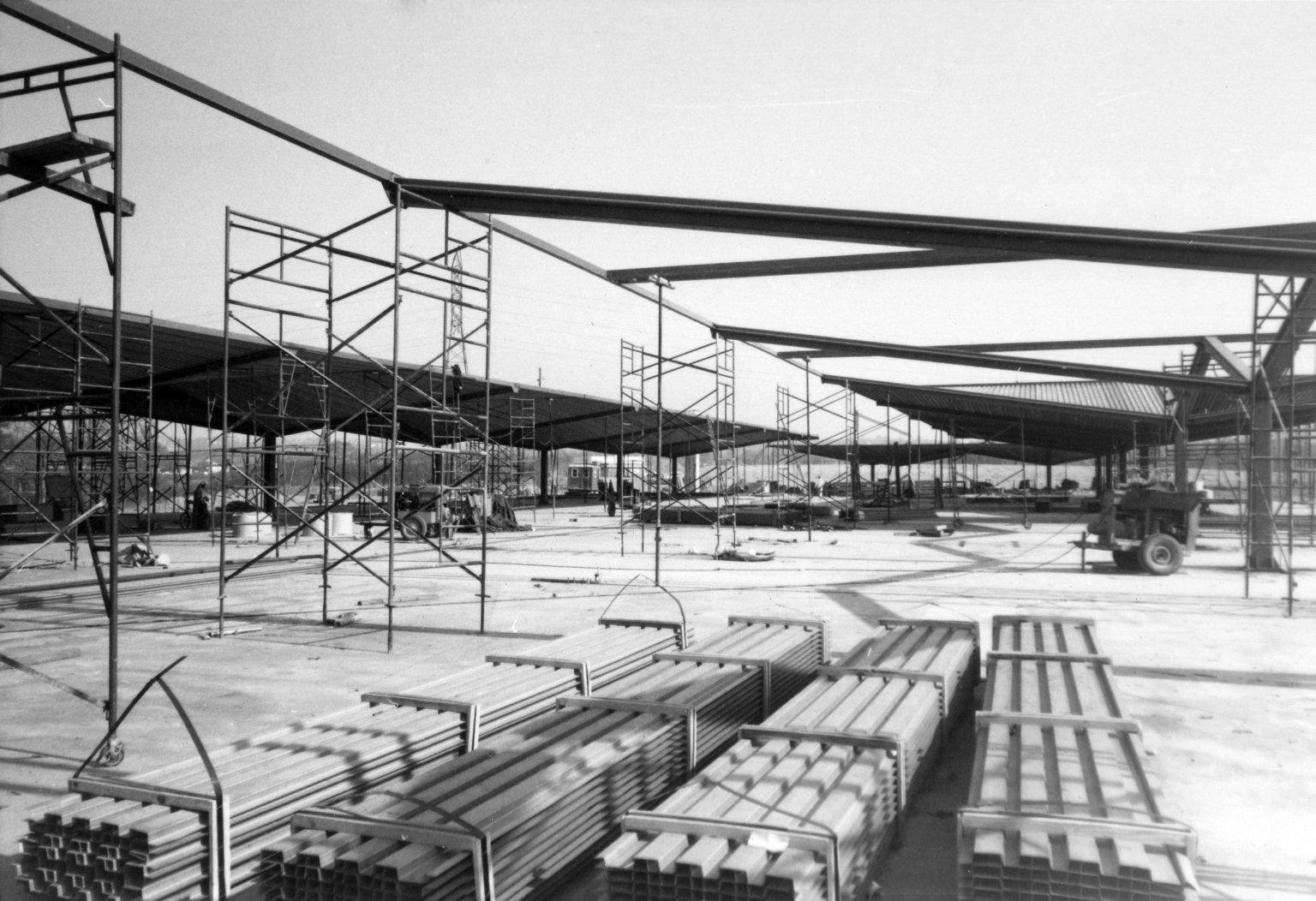 Johnson Hardin Printing Plant
