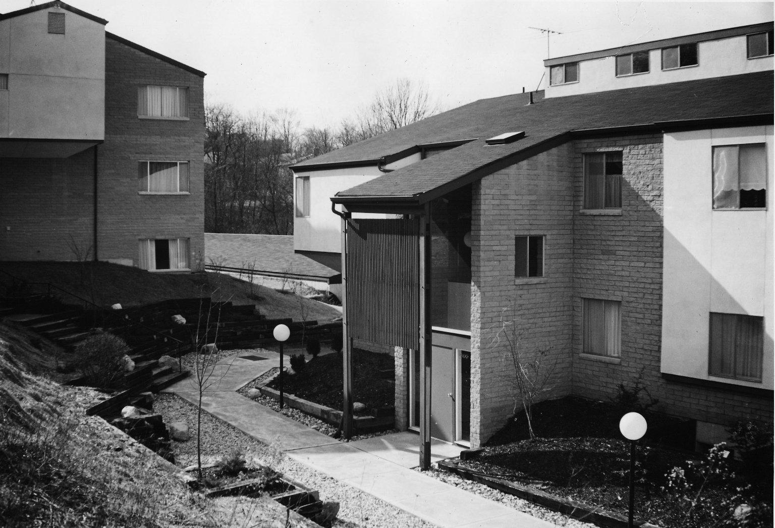 Temple Habitat Apartments