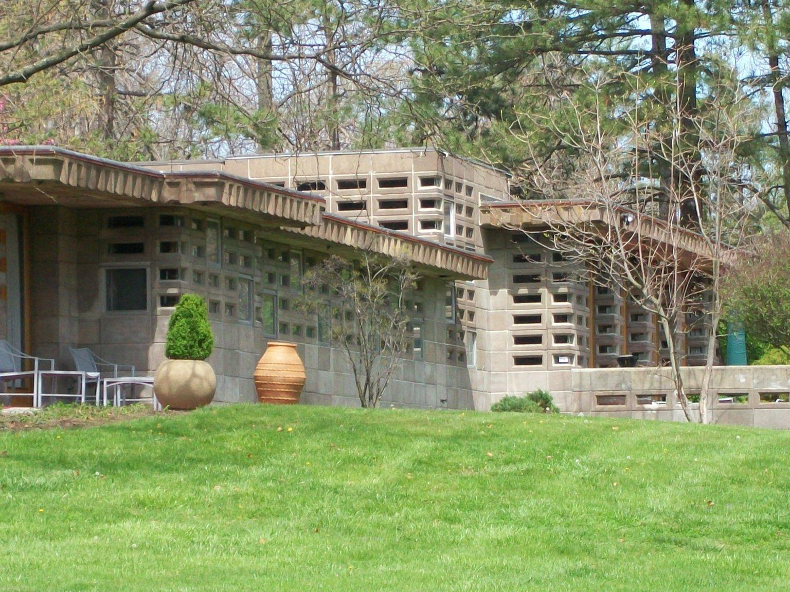 Gerald B. Tonken's Residence