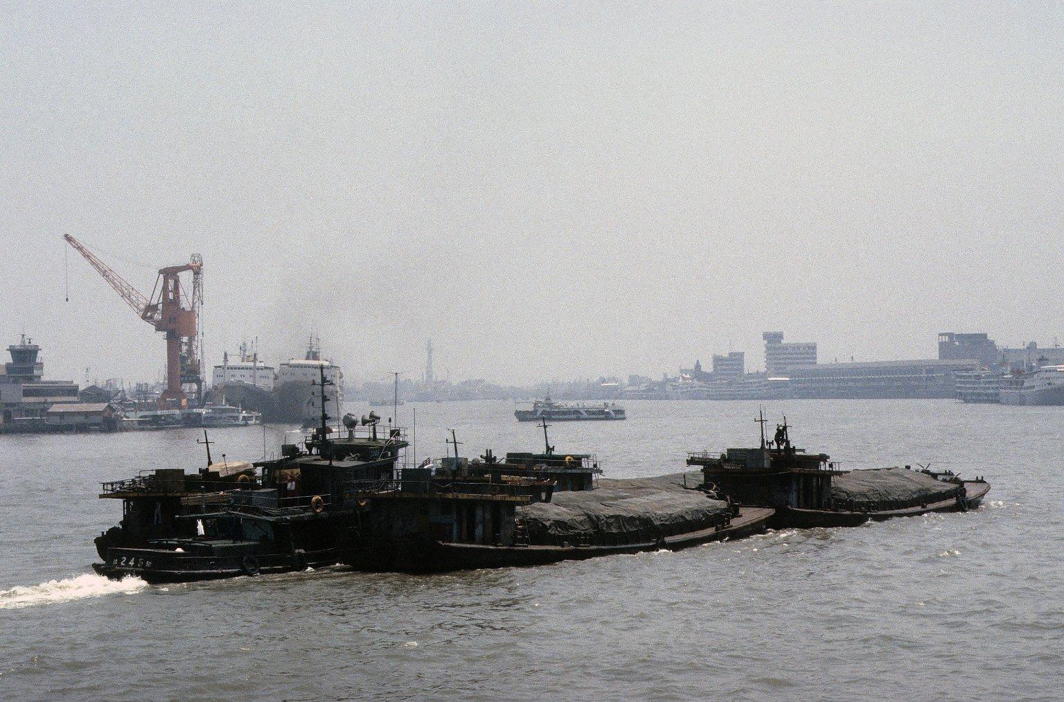 Port of Shanghai