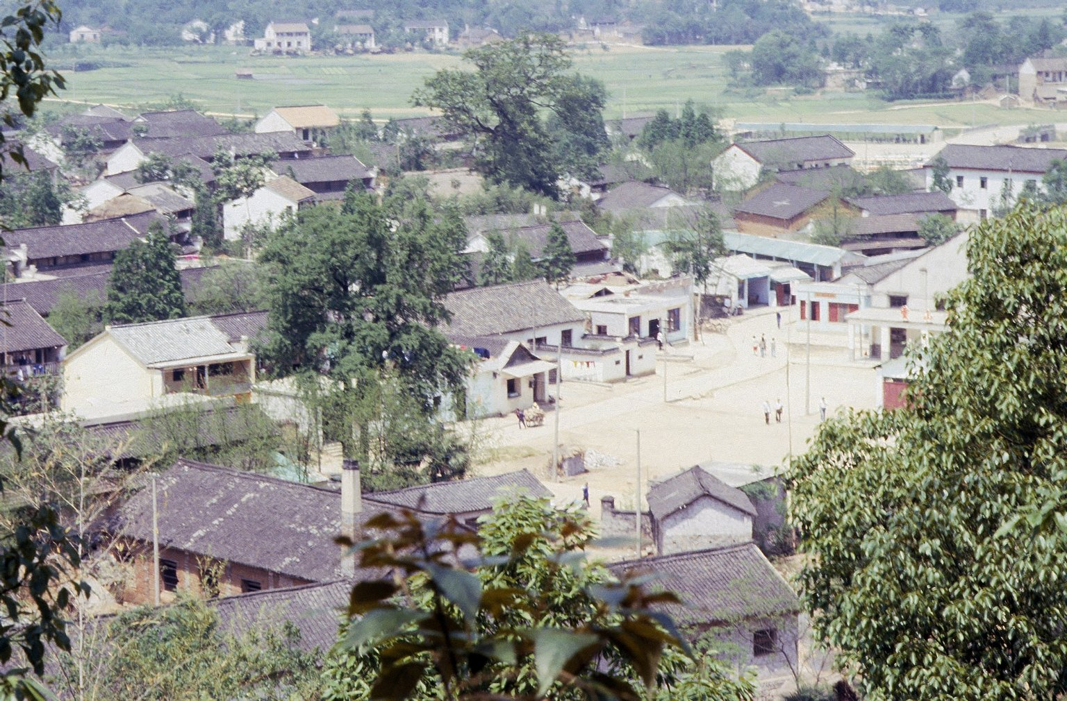 View of Hangzhou Villages