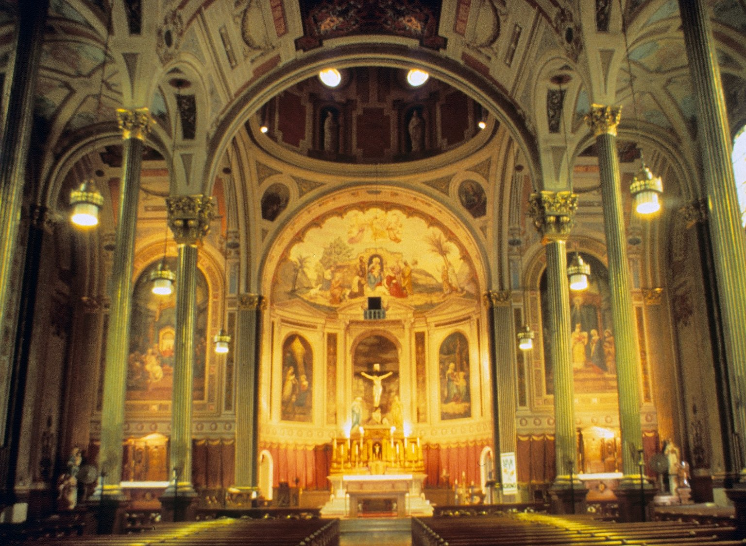 Mutter Gottes Kirche