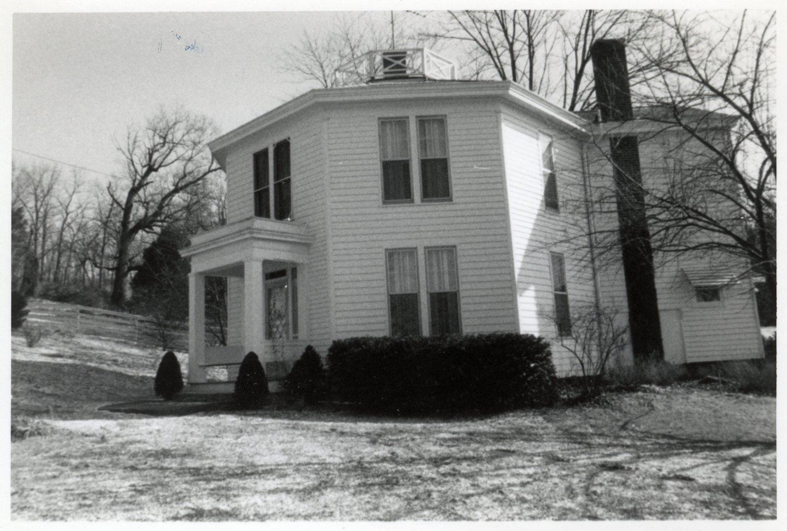Hamilton Octagon House
