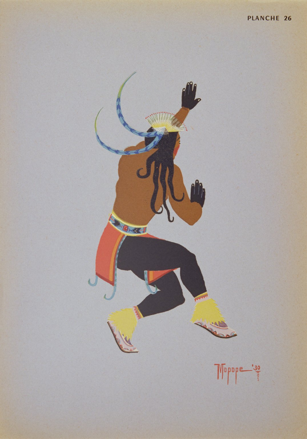 American Indian painters