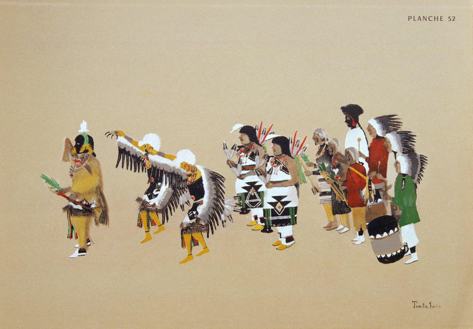 Cochiti Eagle Dance