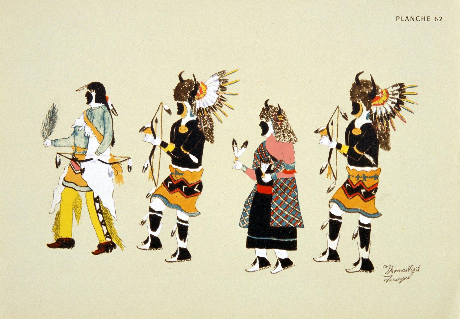Tesuque Buffalo Dance