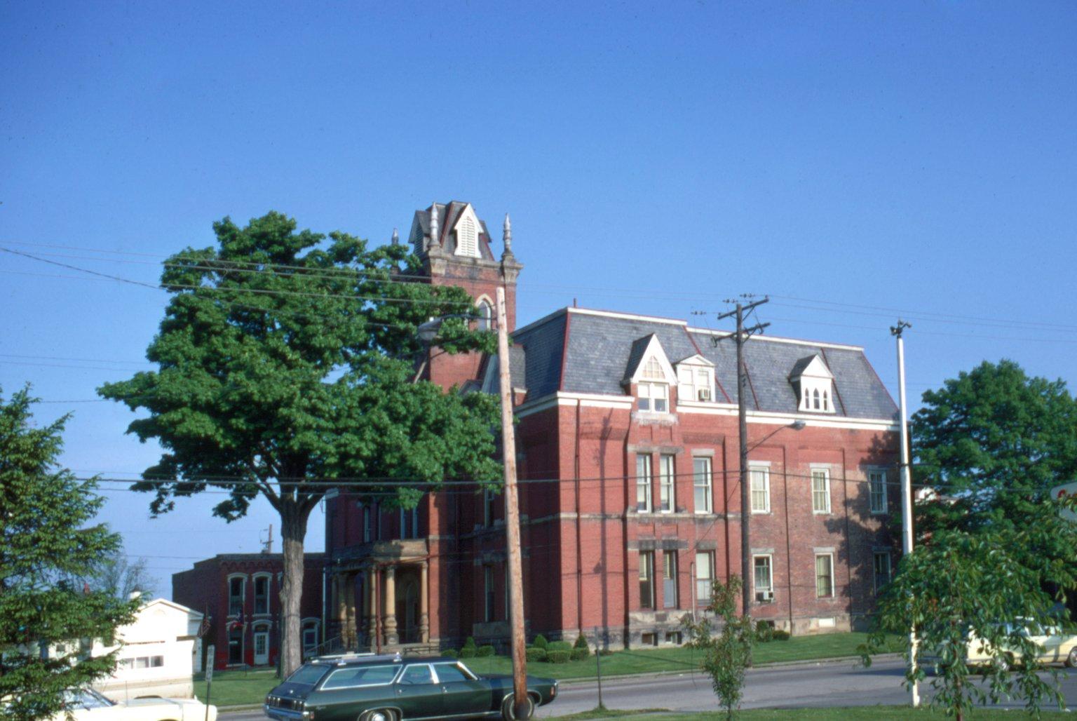 Ashtabula County Courthouse
