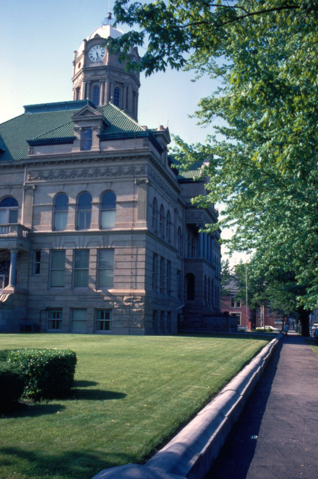 Auglaize County Courthouse