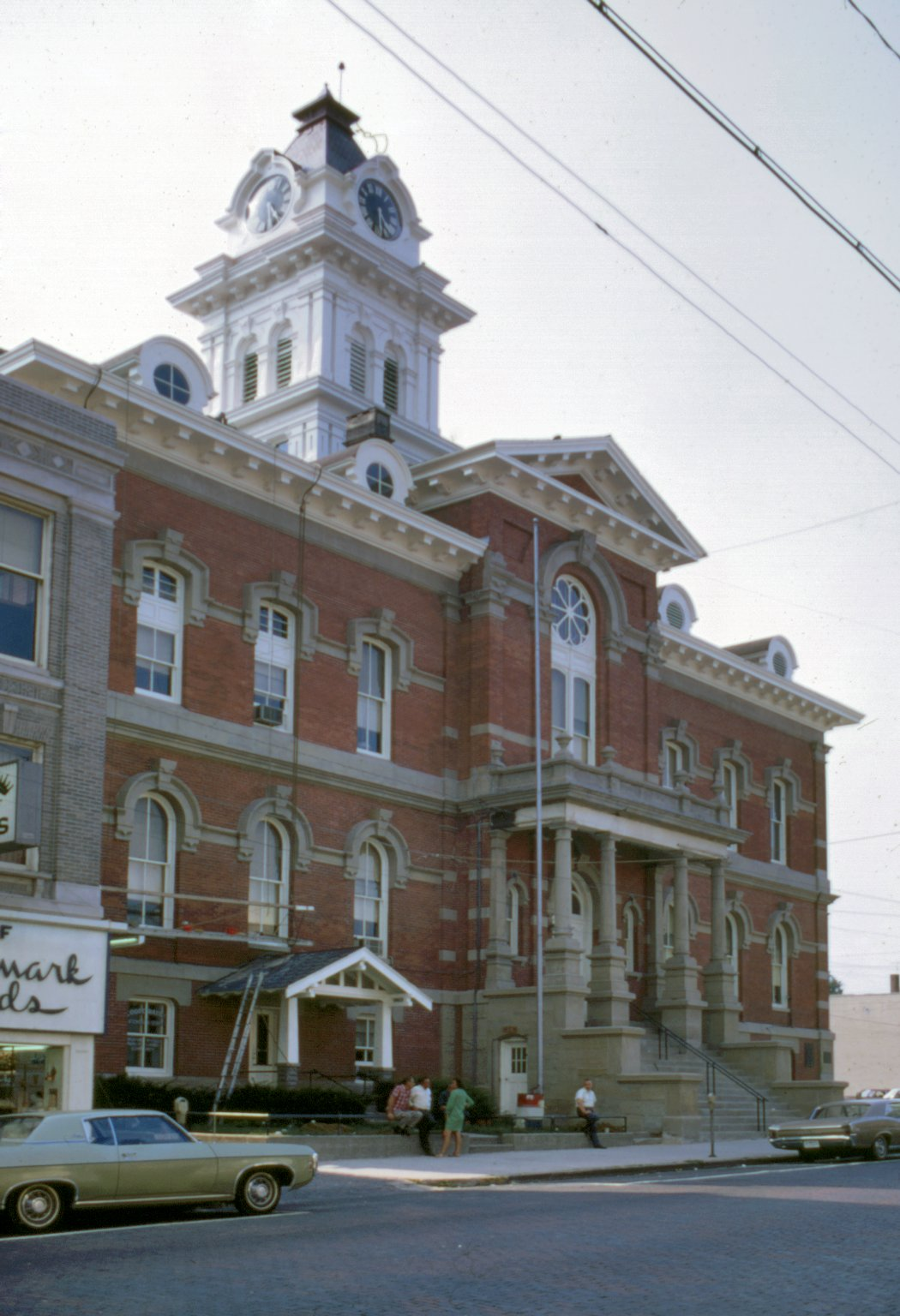 Athens County Courthouse