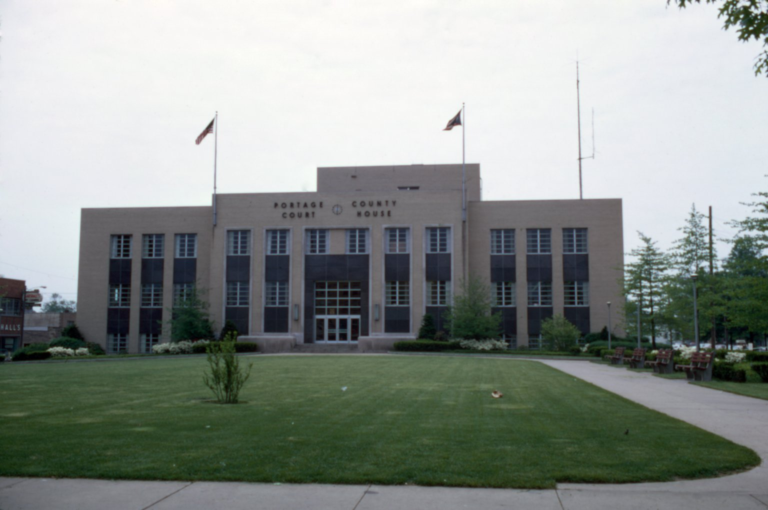 Portage County Courthouse