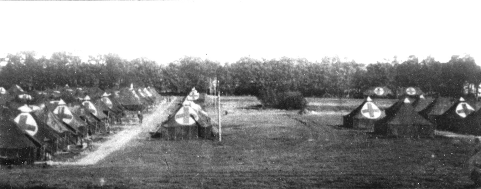 Lison, Tents Layout 8
