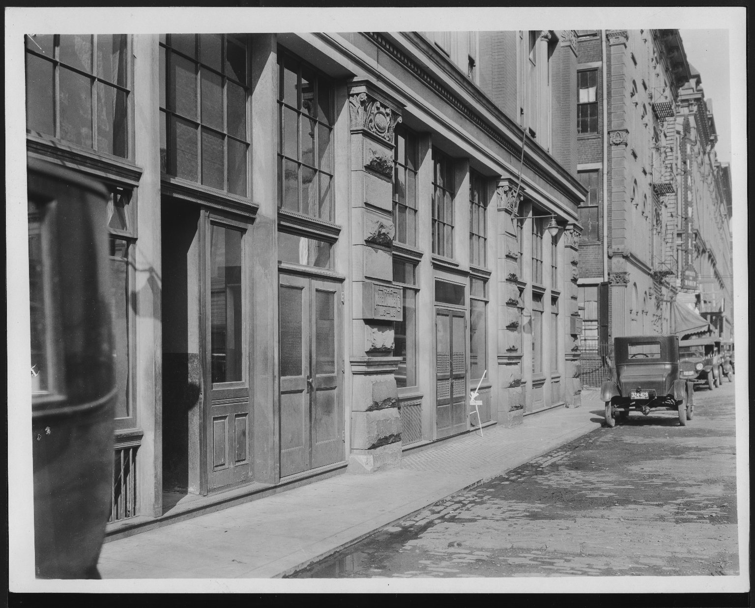 Rapid Transit Photographs -- Box 12, Folder 10 (September 17, 1926) -- print, 1926-09-17, 3:12 P.M.