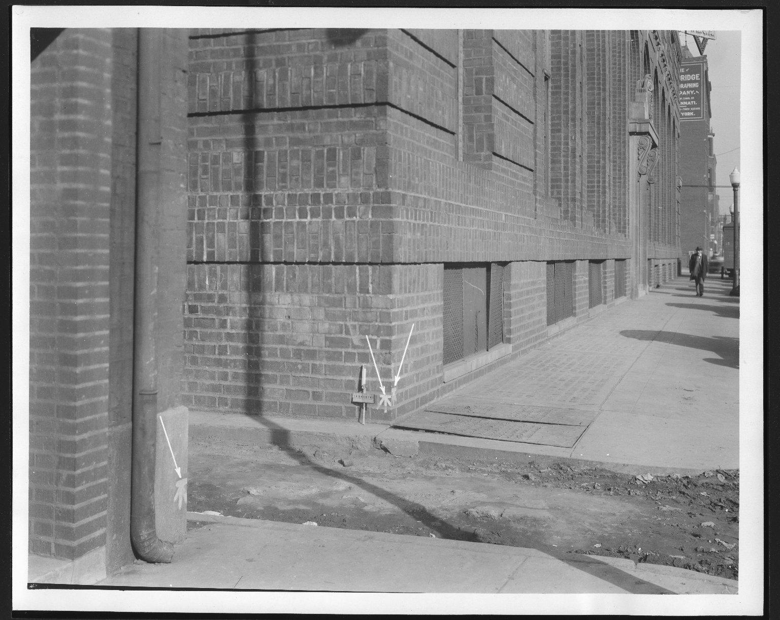 Rapid Transit Photographs -- Box 12, Folder 22 (November 12, 1926) -- print, 1926-11-12, 2:04 P.M.