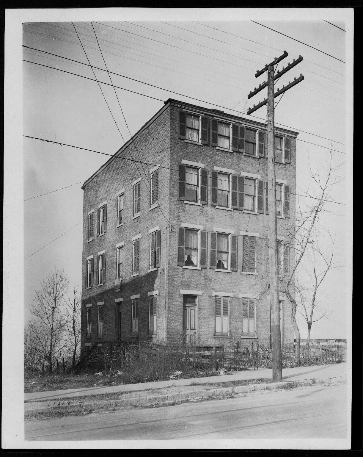 Rapid Transit Photographs -- Box 12, Folder 27 (December 2, 1926 - December 3, 1926) -- print, 1926-12-03, 10:50 A.M.