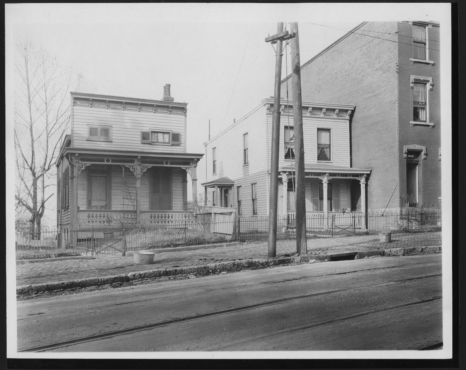 Rapid Transit Photographs -- Box 12, Folder 27 (December 2, 1926 - December 3, 1926) -- print, 1926-12-03, 11:02 A.M.