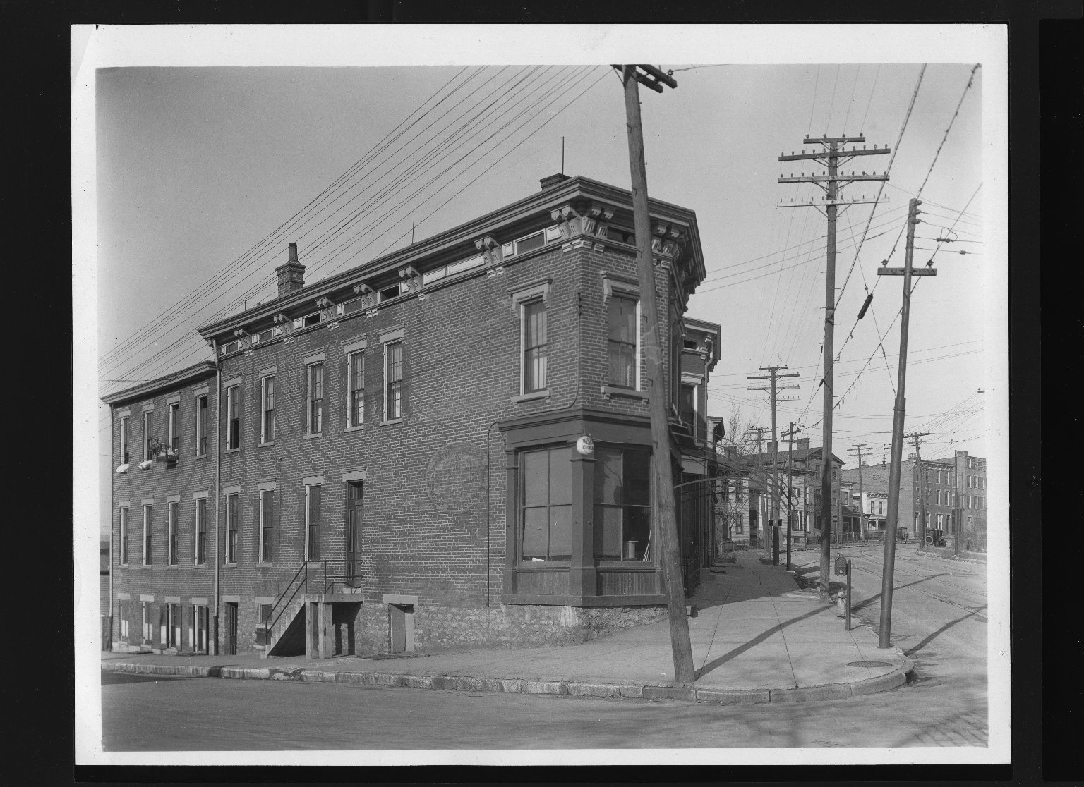 Rapid Transit Photographs -- Box 12, Folder 30 (December 6, 1926) -- print, 1926-12-06, 11:08 A.M.