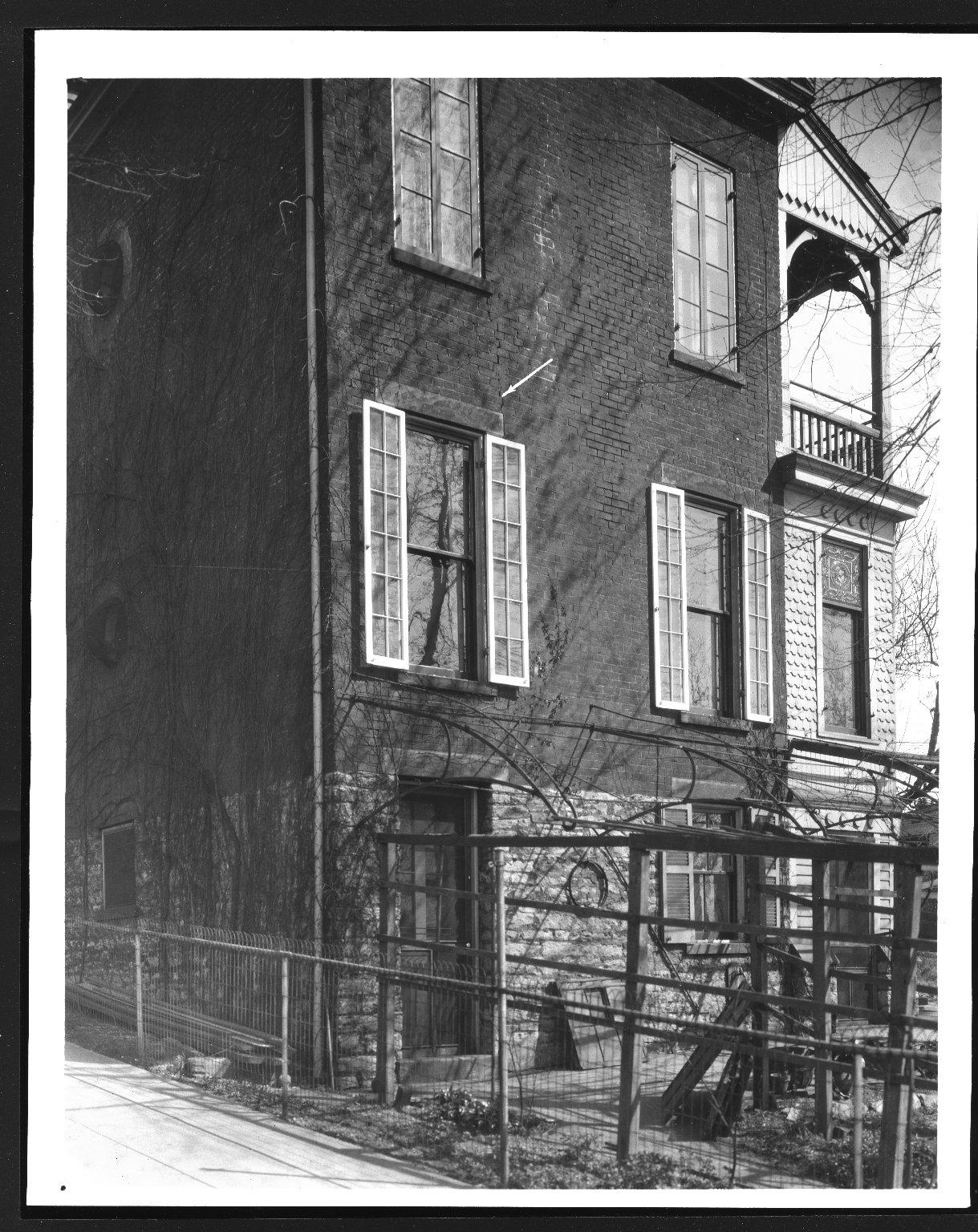 Rapid Transit Photographs -- Box 12, Folder 34 (April 6, 1927) -- print, 1927-04-06, 2:55 P.M.