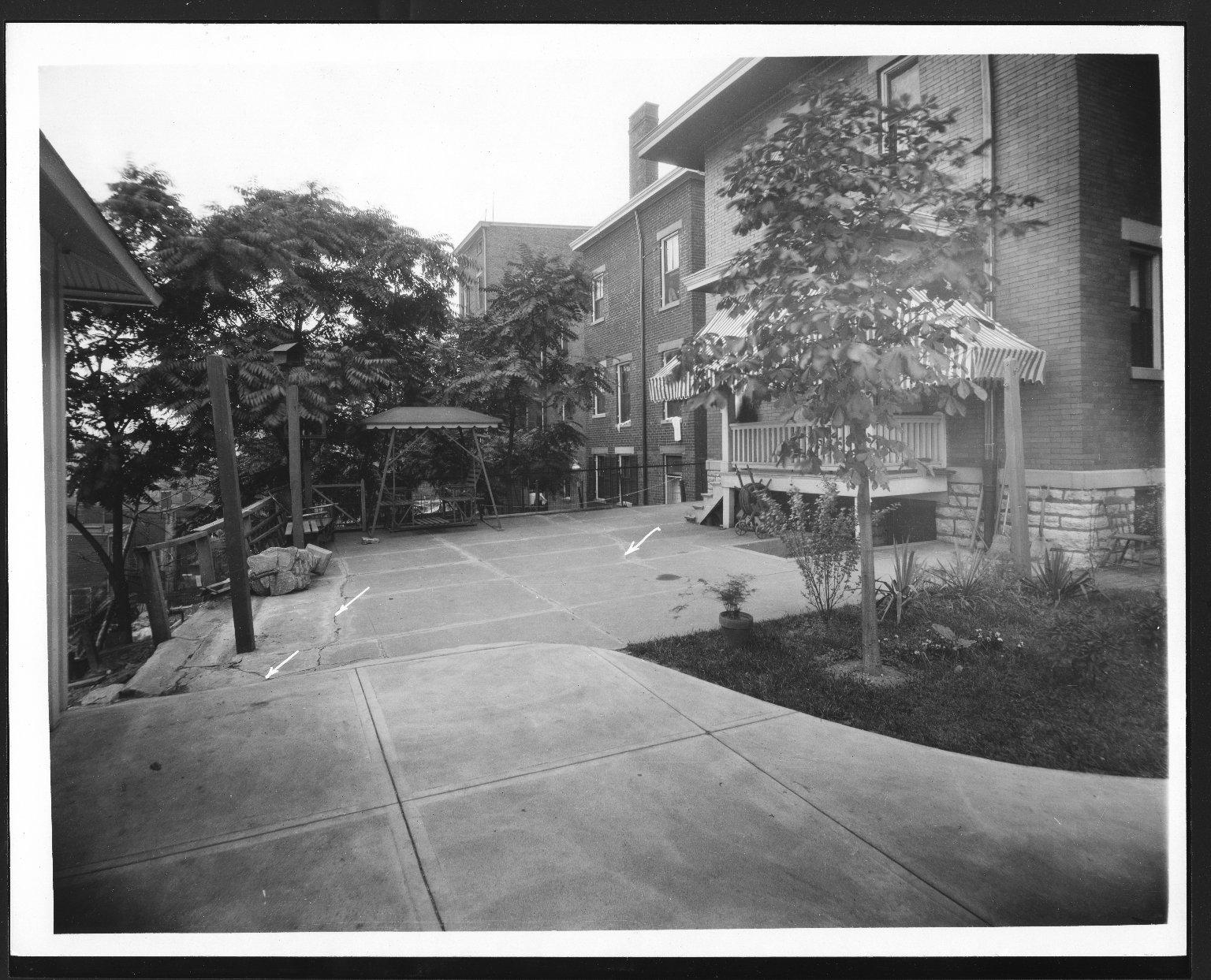 Rapid Transit Photographs -- Box 12, Folder 49 (July 7, 1927 - July 11, 1927) -- print, 1927-07-07, 3:35 P.M.