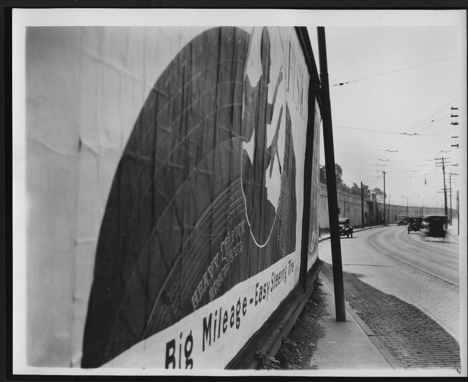 Rapid Transit Photographs -- Box 12, Folder 60 (1928) -- print, 1928