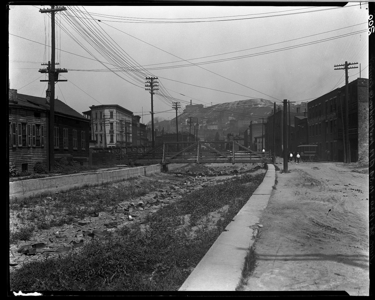 Rapid Transit Photographs -- Box 13, Folder 33 (June 28, 1920) -- negative, 1920-06-28, 10:34 A.M.